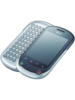 LG Optimus Chat firmware