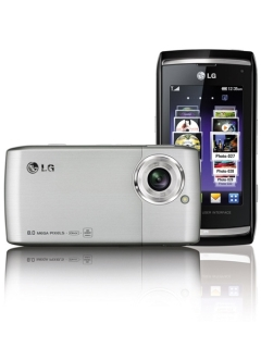LG Viewty Smart firmware