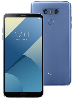 LG G6 Plus LTE-A firmware