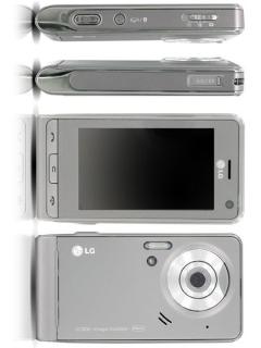 LG Viewty firmware