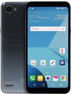LG Q6 Plus TV Dual TD-LTE