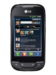 LG Optimus Link Dual