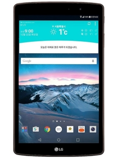 LG G Pad 2 8.3 LTE firmware